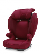 Monza Nova 2 Seatfix 2021-Select Garnet Red