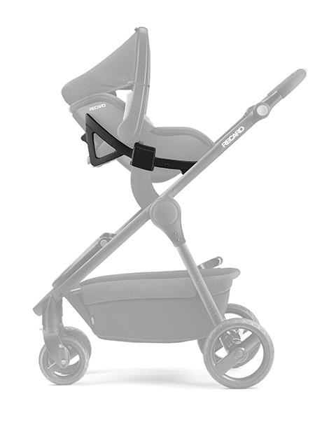Adaptador de silla Zero.1 Elite para sillas de paseo Citylife y Easylife